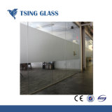 Ontruim/Gekleurd Berijpt Zuur etste Aangemaakt Glas voor de Zaal van de Douche