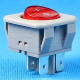 Двойной Pin Dpst 4 фиксируя перекидной переключатель T120 16A 250V