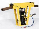 90 dobladora del tubo hidráulico del grado GB/T 3091 (HHW-12Q)