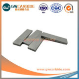 200X200mm Tungsten Carbide Bars Strips Punts for Wood Stone