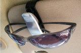 De draagbare Zonnebril van de Zonneklep van het Voertuig van de Auto van Klemmen