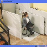 Levage vertical hydraulique de maison de fauteuil roulant d'OIN de la CE de la Chine Tavol