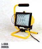Gussaluminium-Wiesen-Lampe - bewegliche Art