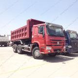De Vrachtwagens van de Kipwagen van de Kipper van de Vrachtwagen van de Stortplaats HOWO van Sinotruk 8*4 12wheels
