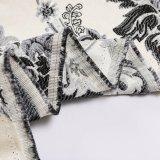 Nuovi tessuto e jacquard del sofà del Chenille del filato 2018 in dicembre