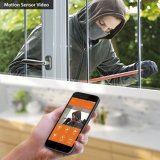 720p 4CH Wireless Kit de NVR CÁMARAS DE SEGURIDAD CCTV
