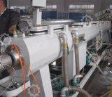 Máquina de extrusão do tubo de HDPE de plástico