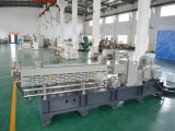 Parafuso de Twin Co-Rotating Masterbatch Cores Coxim Extrusor