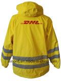 DHL дождевик