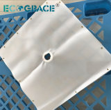 750 Ab filtre industriel Tissu Tissu 630mm Filtre presse