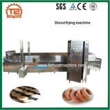 Electric Heated Autometic Conveyer Deep Fryer Machine for Donut