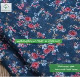 Senhora impressa floral retro viscosa Muçulmano Lenço da forma do xaile de 100%
