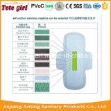 China-Lieferanten-gesundheitliche Serviette-gesundheitliche Wegwerfauflagen mit Fabrik-Preis mit Qualität