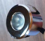 [لد] مستديرة تحت خزانة ضوء لأنّ خزانة ثوب ([سلكغ-003])