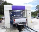 Fully Automatic Tunnel Car Wash Máquina com nove escovas de carvão