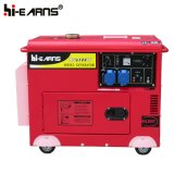 5kw Silent Diesel Engine Power Generator Set (DG6500SE)