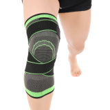 Регулируемые пусковые площадки протектора обруча расчалки поддержки колена ноги спортов
