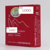 Hersteller-erwachsene Produkte Soem-bestes Latex-ultra dünnes Kondom