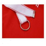 Blanco largo Hoodie del llano de la cosecha de la funda del lazo al por mayor de los productos