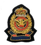 Distintivo del ricamo del collegare dell'India per le uniformi