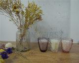 زجاجيّة فنجان شمعة