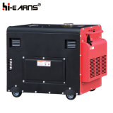 Air-Cooled Silent типа дизельных генераторных установках три этапа (DG6500SE старого типа)