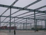 中国からの安い鉄骨構造の小屋か研修会または建物の倉庫