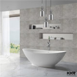 Kkrの人工的な石造りの樹脂のアクリルの固体表面のCorianの浴槽