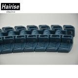 Hairise 1050 de la cadena transportadora de plástico para la industria de bebidas