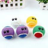 De nieuwe Bal van het Tennis van Doggie van de Levering van de Producten van de Hond van het Stuk speelgoed van het Huisdier