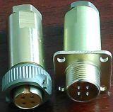 PC-4to Petit fil reliant le connecteur circulaire