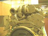 Motor diesel de Kta38-M800 596kw/1800rpm Ccec Cummins para el motor de propulsión de marina
