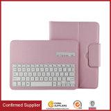 iPad Fall-Standplatz-Deckel mit magnetisch abnehmbarer drahtloser Bluetooth Tastatur
