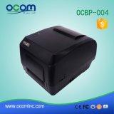 Impresora termal de la escritura de la etiqueta de la transferencia de la posición de la alta calidad de la fábrica Ocbp-004