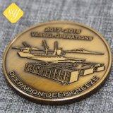 Médailles de la Russie de métal prix d'usine Coin coin meurt personnalisé gratuit de l'échantillon