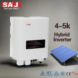 SAJ 4 квт/5 Квт Чистая синусоида одна фаза гибридный инвертор солнечной энергии для солнечных домашних систем