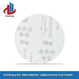 粗粉(VD0407)が付いているホックおよびループヴェルクロ紙やすりで磨くディスク