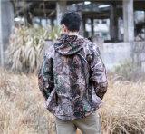 [كمو] [هوودي] جيش صيد متّسقة تكتيكيّ قشرة قذيفة ليّنة [جكت&160];