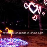 Alimentação de fábrica 2016 Decoração de Natal Flamingo luz da lâmpada