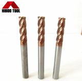 Couteaux de radius de coin de carbure d'usine de Changzhou longs pour le bois