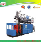 HDPE Flasche, die Maschine Plastikstrangpresßling-Blasformen-Maschinerie herstellt