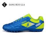 2017newデザイン熱い販売のフットボールのサッカーの靴