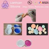 Masilla clínica dental del material de la impresión/del silicón de la adición