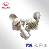 Nouveau rupteur sanitaire de mousse de type de mousse d'acier inoxydable de la qualité 304/316L de produit