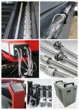CO2 gravura a laser CNC máquinas de corte para placa de madeira/acrílico