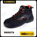 Pattini di cuoio di obbligazione di Sanneng Nubuck (SN5678)