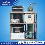 Fábrica de Hielo máquina 1t máquina de fabricación de tubos de hielo con el servicio