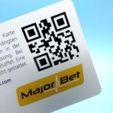 La impresión de QR Variable MIFARE Classic 1K lealtad tarjeta de membresía