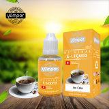 Yumpor elektronische Zigaretten-Mischaroma-schwarzer Tee Eliquid 30ml mit/ohne Nikotin