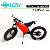 Bici eléctrica 48V 3000W del neumático gordo con la batería de 48V 23.1ah
